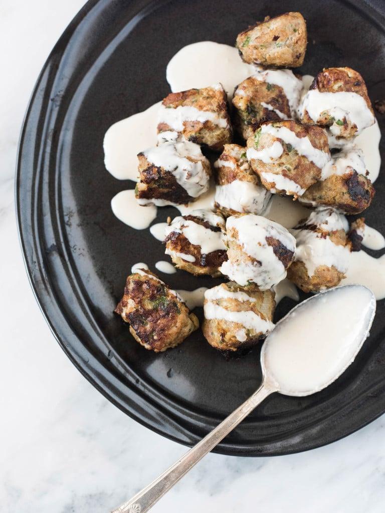 Turkey Meatballs | cookandsavor.com