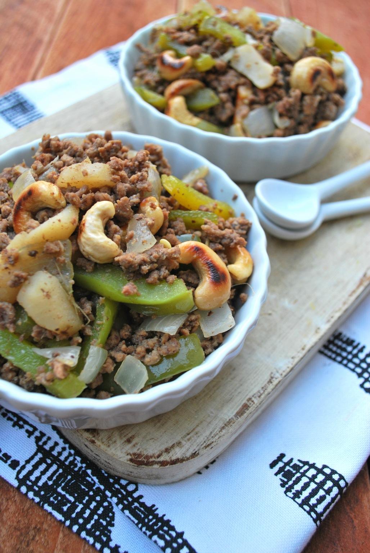 Cashew Beef | cookandsavor.com