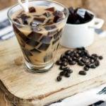 Coffee Jelly | cookandsavor.com
