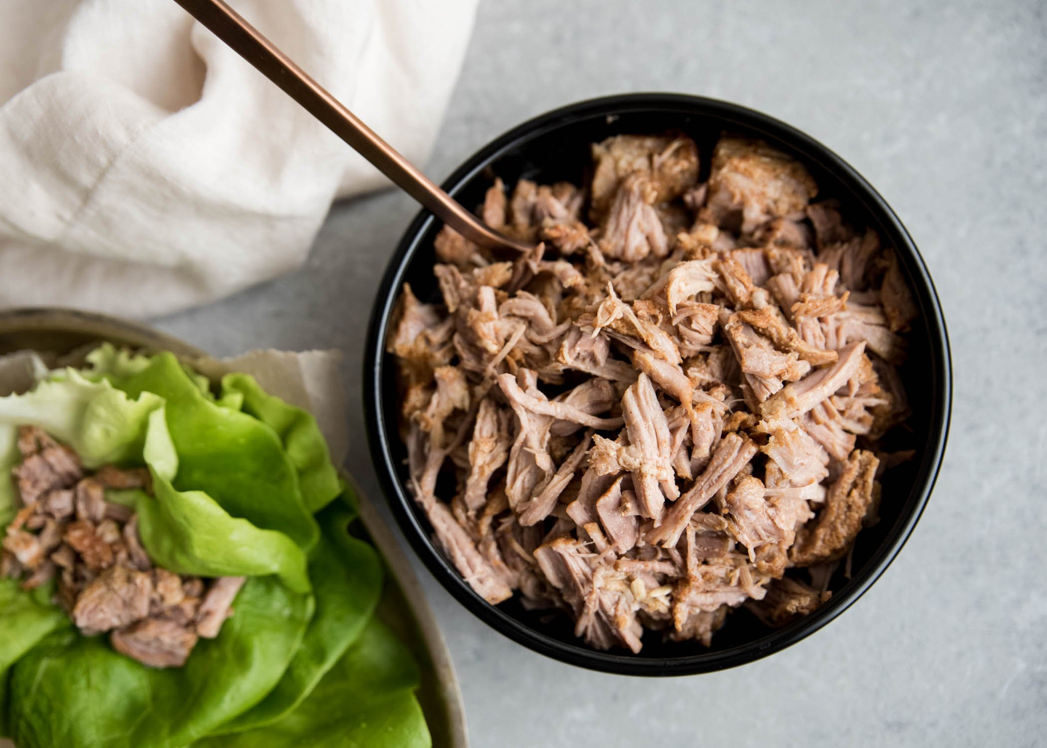Slow Cooker BBQ Pulled Pork | cookandsavor.com