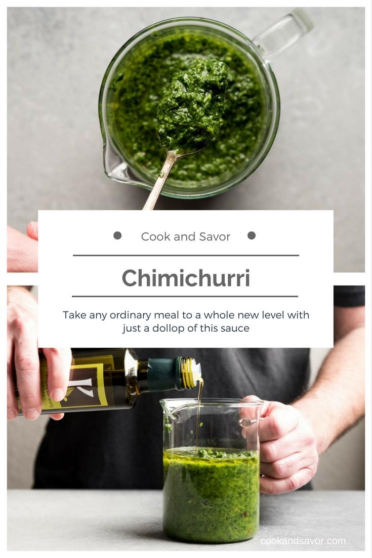 Chimichurri | cookandsavor.com