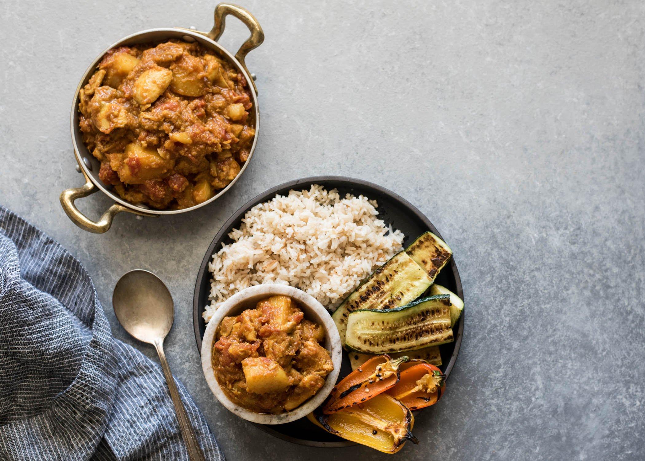 Burmese Curry |cookandsavor.com