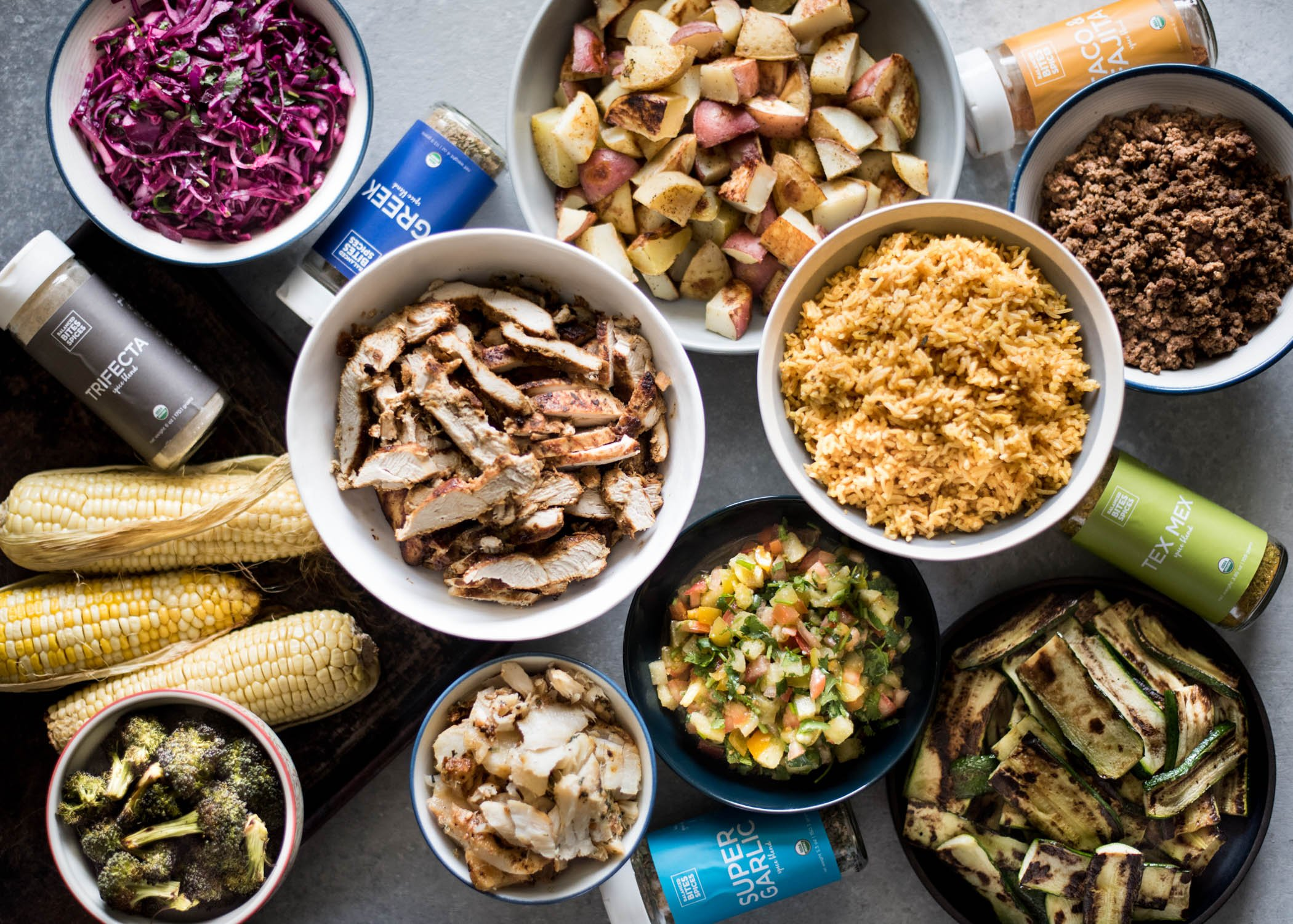 Meal Prep Made Easy | cookandsavor.com