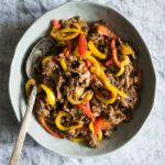 Pepper Steak | cookandsavor.com
