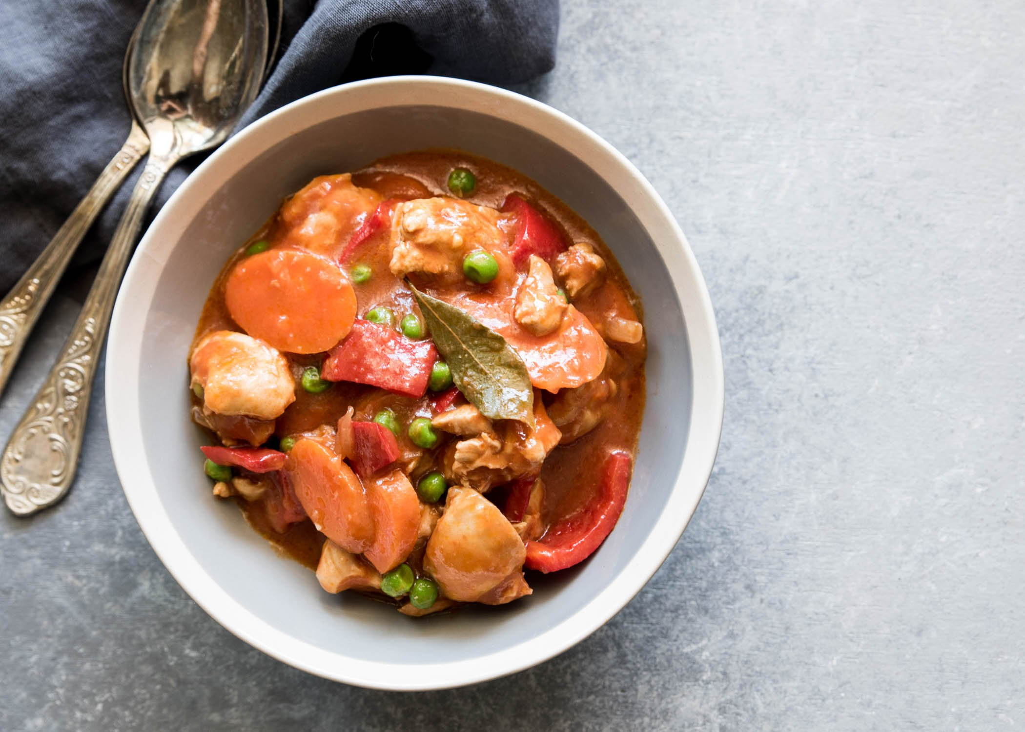 Chicken Afritada | cookandsavor.com