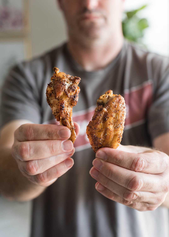 Instant Pot Chicken Wings | cookandsavor.com