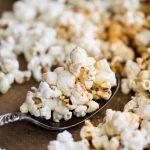 Spiced Popcorn | cookandsavor.com