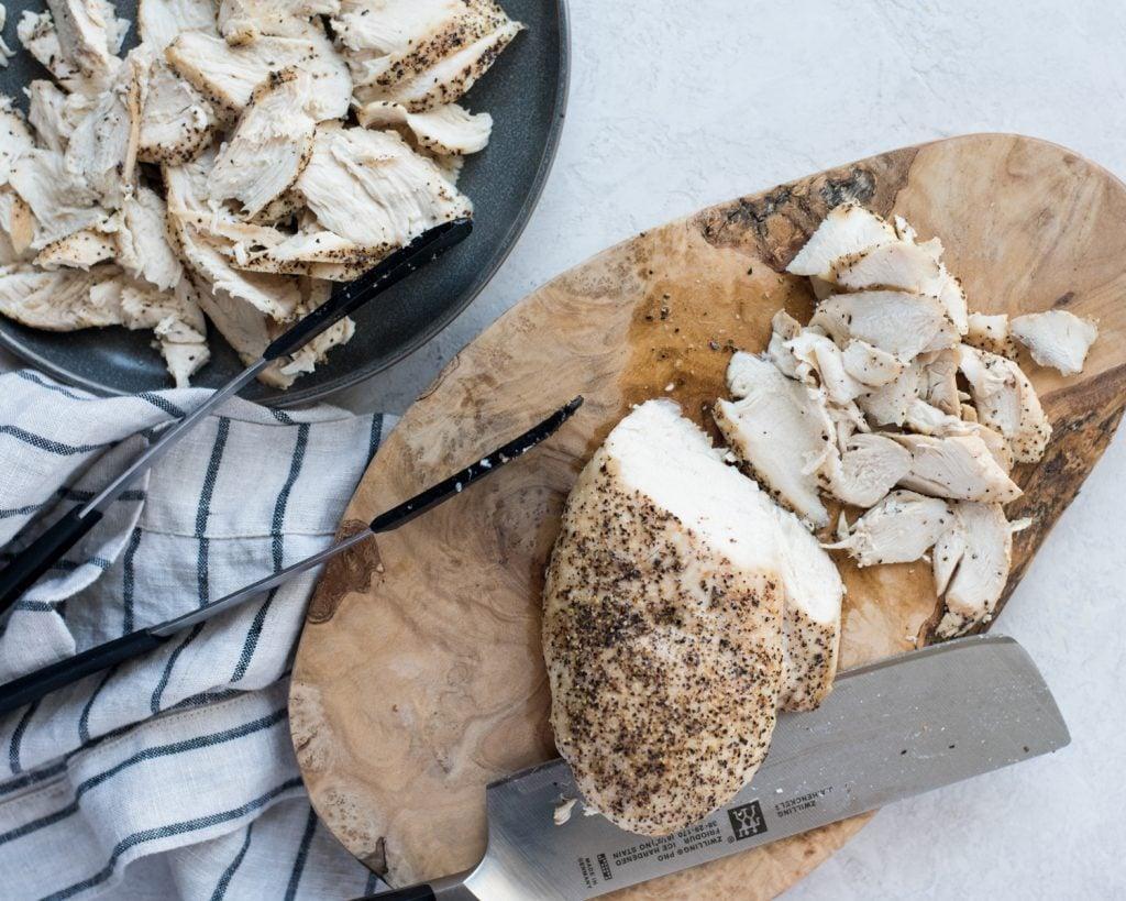 Salt and Pepper Chicken | cookandsavor.com